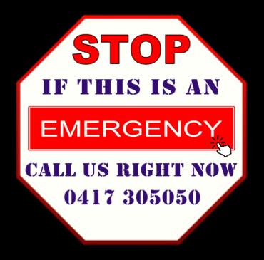"""emergency"""